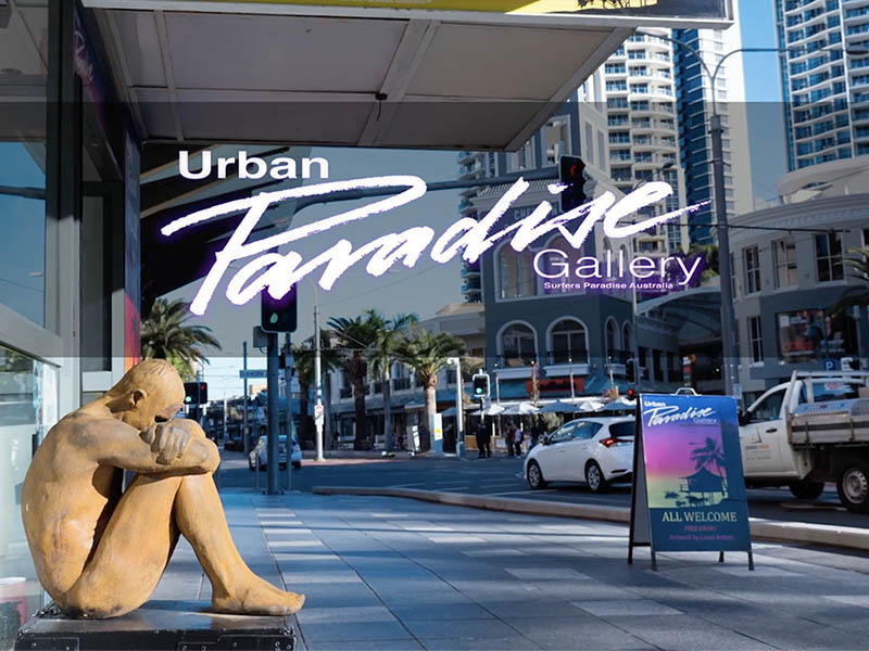 Urban Paradise Gallery – Surfers Paradise
