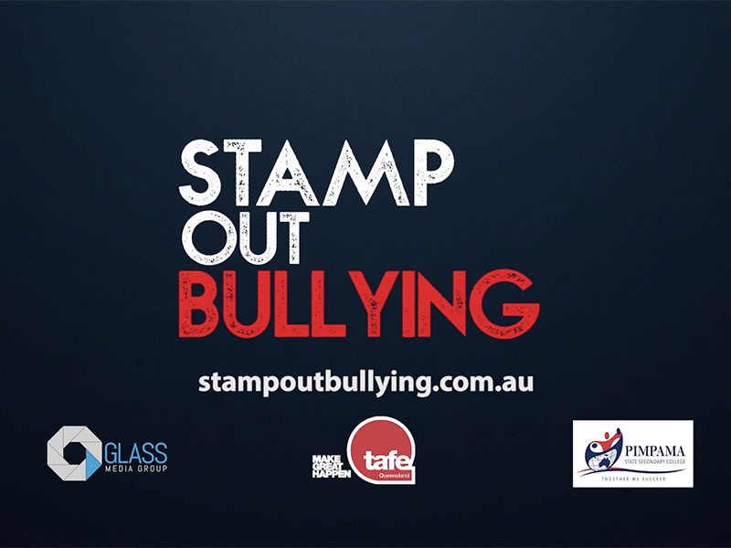 Stamp Out Bullying CSA Campaign